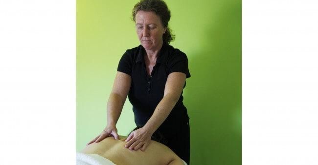 Migraine en massage