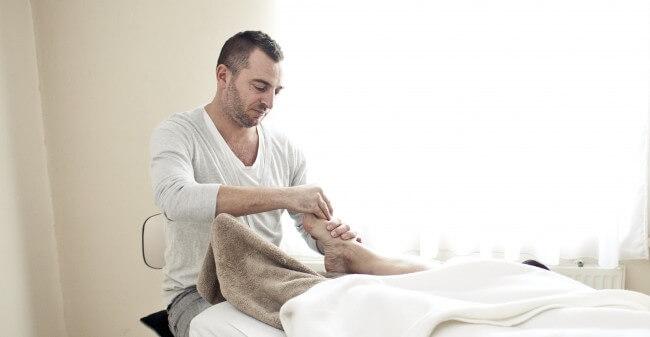Fit en vitaal dankzij voetreflexmassage