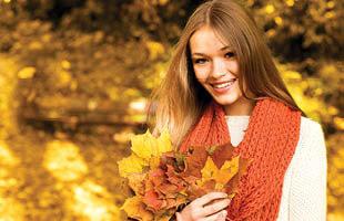 Mooi in de herfst