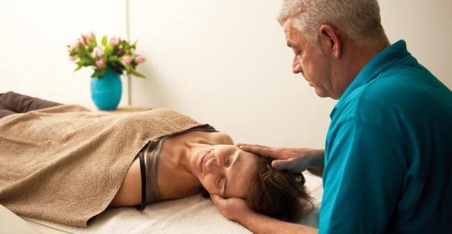 Hoofdpijn? Massage helpt!