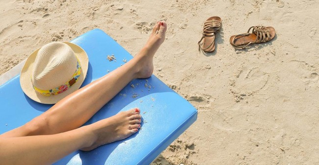 Zijn jouw voeten zomerklaar?