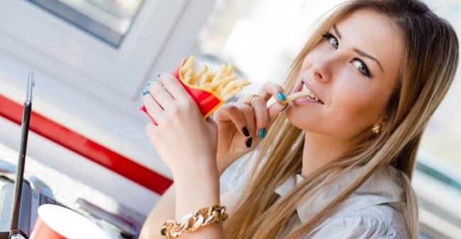 Gezond eten: nooit meer patat?