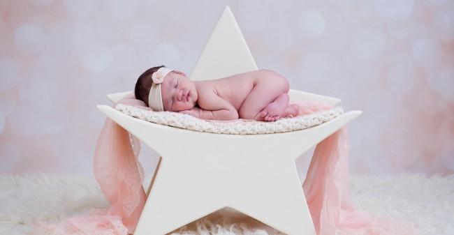 WIN een newborn fotoshoot!