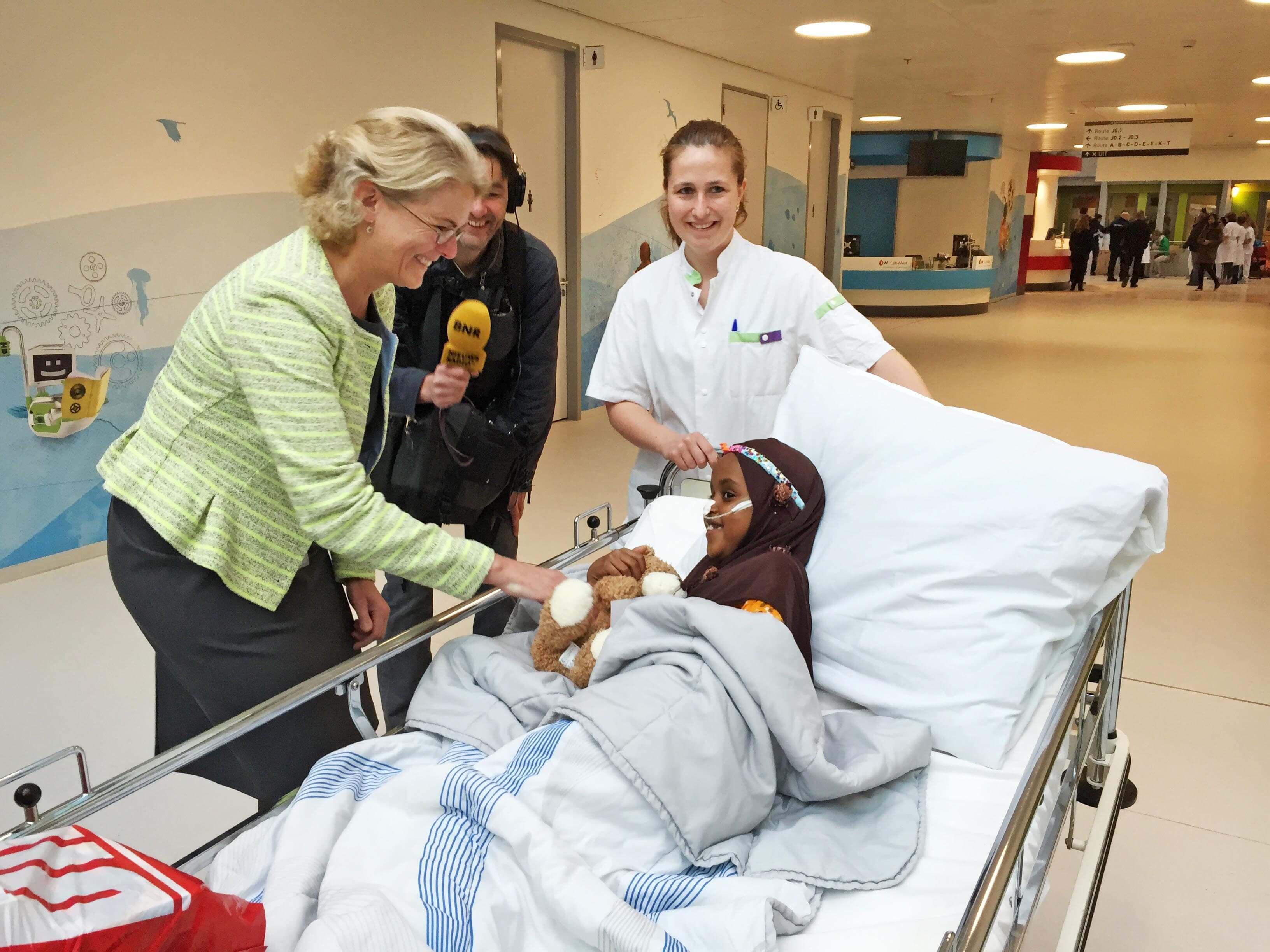 Nieuw Juliana Kinderziekenhuis voor Haagse regio