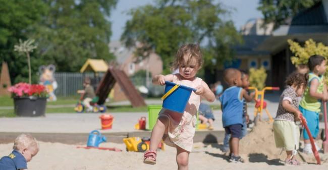De kinderopvang: samen… goed voor later