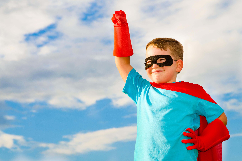 Laat je kind vol vertrouwen zichzelf zijn