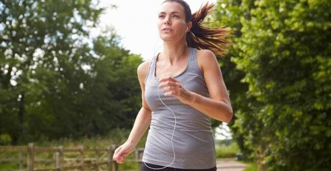 Blijf werken aan je fitheid