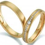 Middenkleur goud trouwringen 28506_3,5-3,5