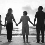 ouders met kinderen