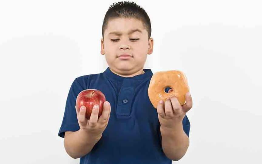 Voorkom dat je kind overgewicht krijgt