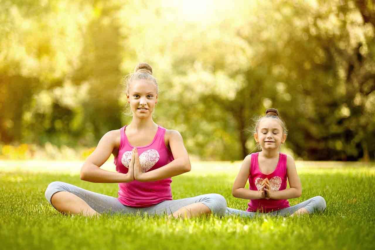 Training 'Mindfulness voor kids'  biedt uitkomst
