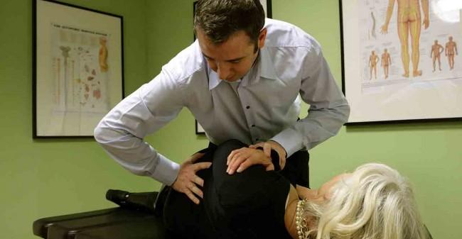Waarom naar de chiropractor?