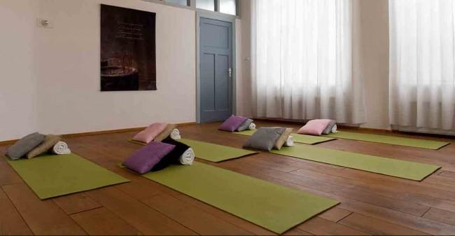 Detoxen met Yoga