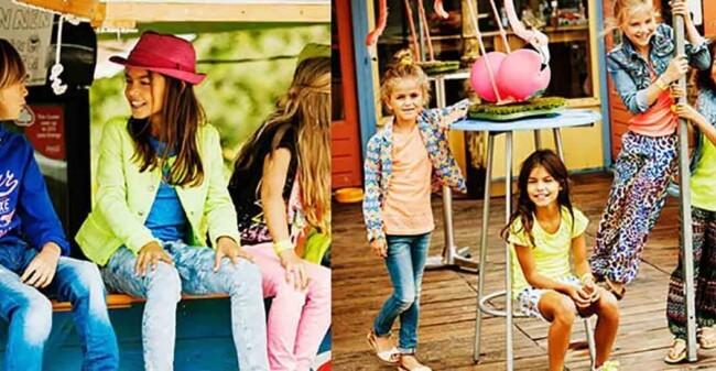 Trendy en hippe baby- & kinderkleding