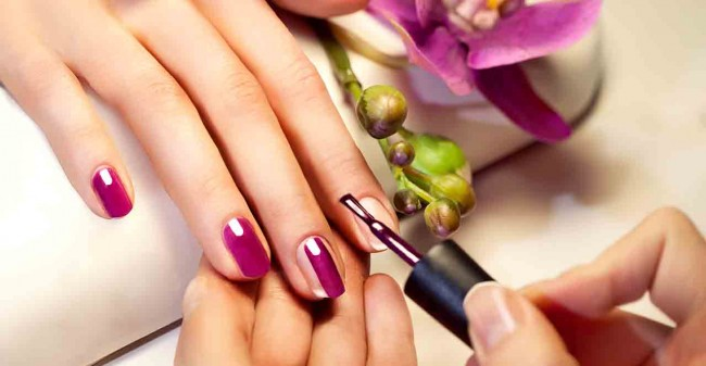 Mooie en verzorgde nagels