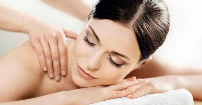 Er is ook een massage voor jou