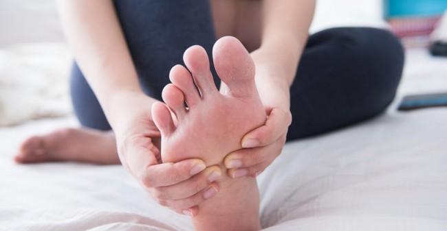 Loop niet door met uw voetklachten