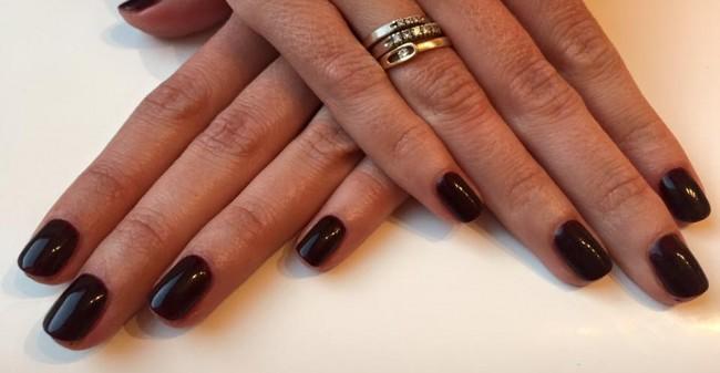 Verzorgde handen en nagels
