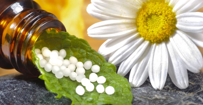 Toch maar naar de homeopaat?