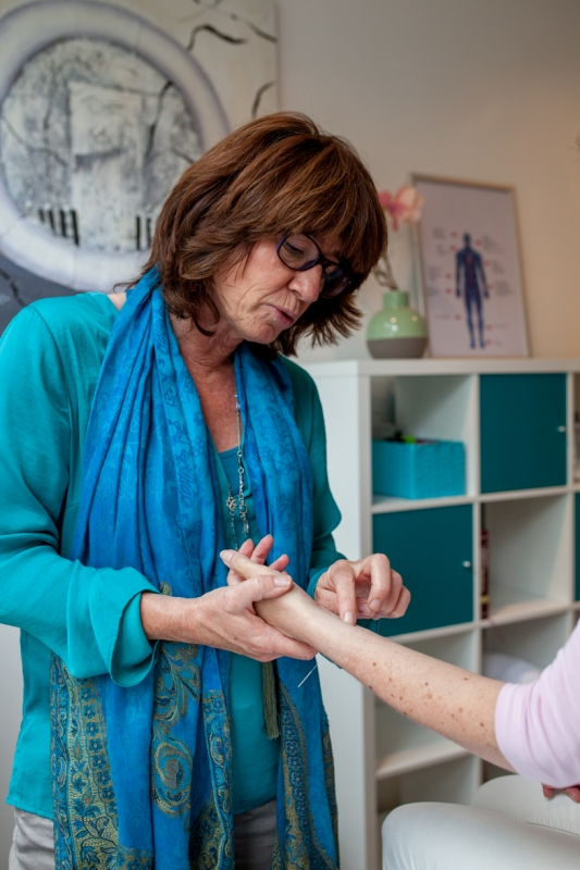 Acupunctuur bij maag- en darmklachten