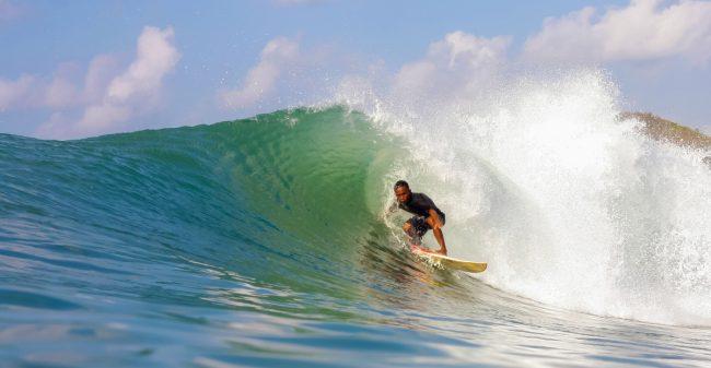 Leer je kind surfen!