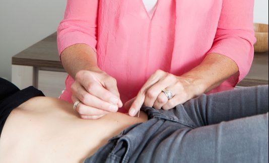 Acupunctuur voor lichaam en geest