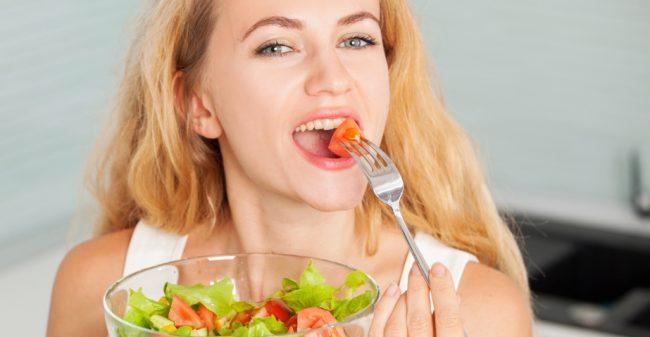 Meer energie door de juiste voeding!
