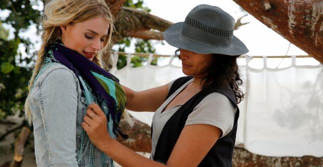 Ondernemer in beeld: sjaals voor vrouwen met pit