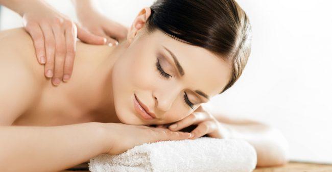 Massage is een gezondheidsproduct