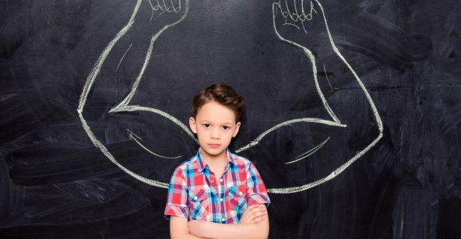 Meer zelfvertrouwen voor jouw kind