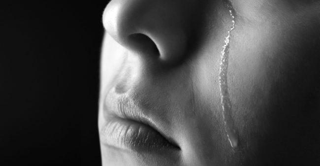 'Ik weet nog dat ik heel erg moest huilen'