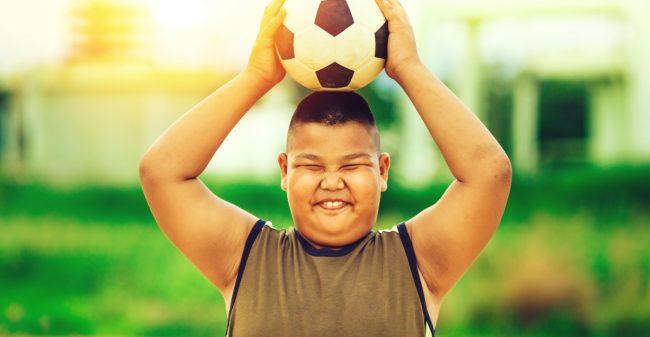 Pak het overgewicht van je kind aan