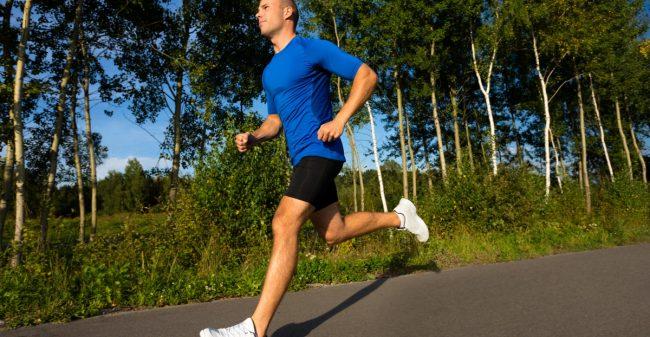 Door voetreflex weer lekker hardlopen