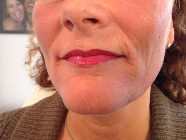 Sprekende lippen, 24 uur per dag!