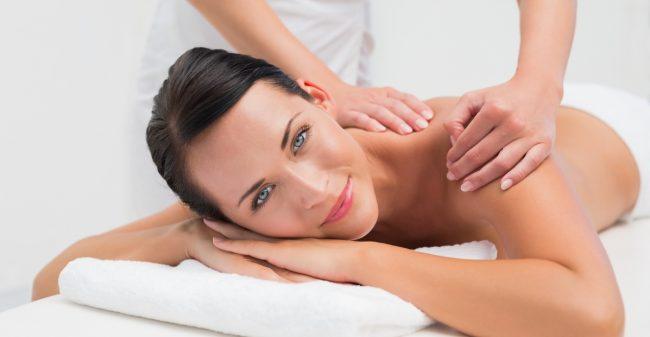 Laat je pijn weg masseren