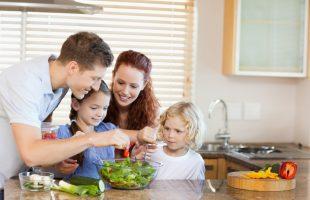 Gezonde voeding voor het hele gezin