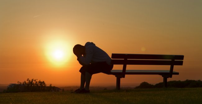 Laat de zon vanuit jezelf schijnen…