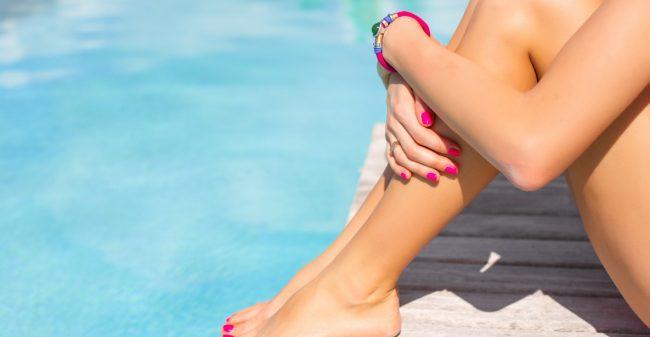 Zomer = mooie blote voeten