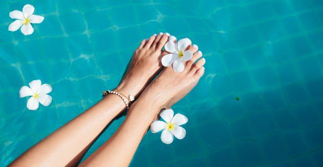 Maak jouw voeten zomerklaar