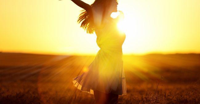 'Ik zie de zon weer schijnen'