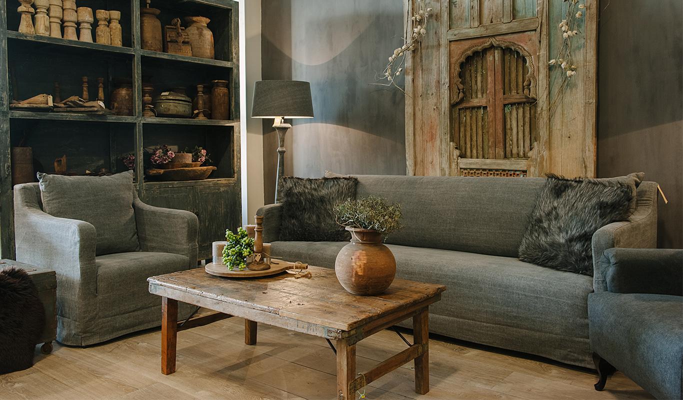 Foryou magazine meubels in landelijke stijl foryou for Decoratie industrieel