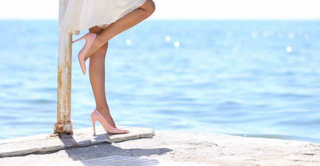 Zijn jouw benen al klaar voor de zon?