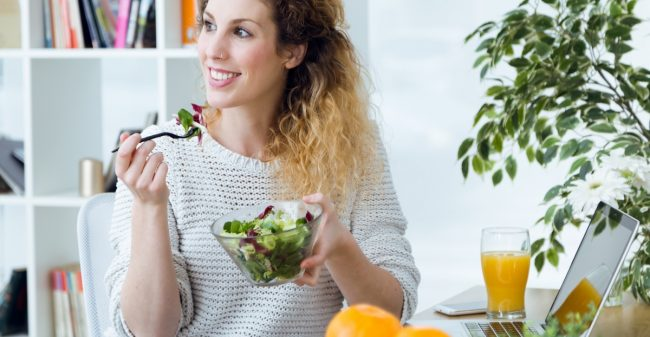 Met één simpele verandering  optimaal gezond