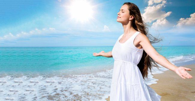 Open de deur naar een gezond en gelukkig leven