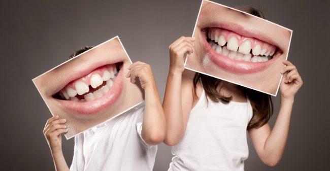 Behoud die stralende lach
