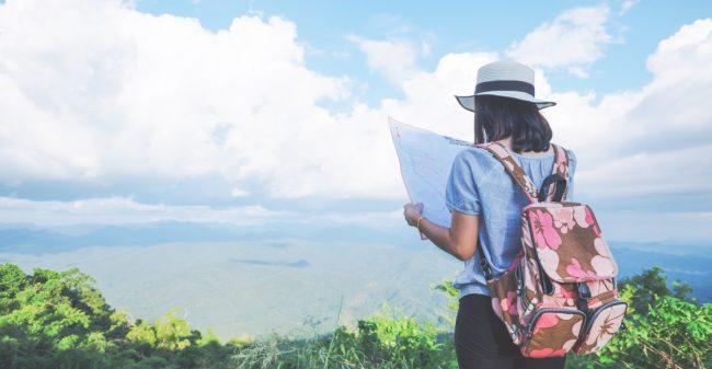 Waarom reizen we?