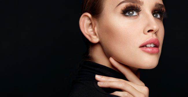 'Ik droomde van make-up die altijd goed blijft zitten'