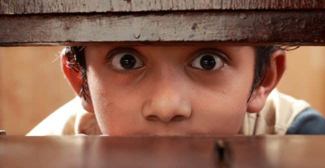 Kinderen met faalangst