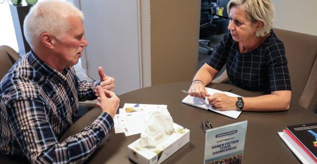 Laagdrempelige steun voor mensen met kanker én hun naasten