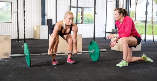Fit én weerbaar met CrossFit